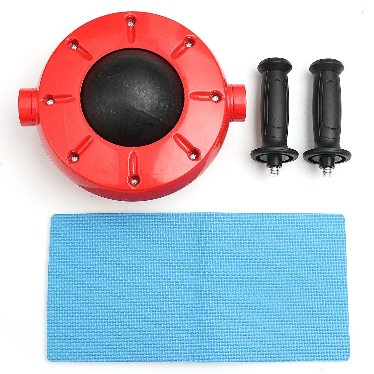 Blaulover Free Degrees Abdominal Wheel Roller Fitness Training Fitness-Studio Power Roller