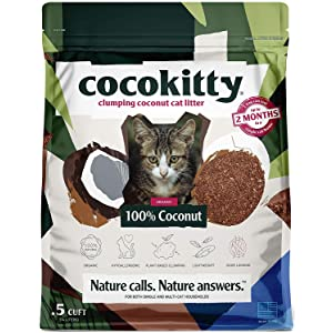 CocoKitty Coconut Cat Litter