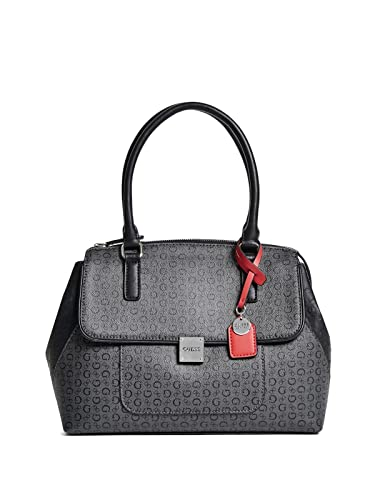 70c9c7b06011 Image Unavailable. Image not available for. Color  GUESS Octavia Satchel  Tote Bag Handbag