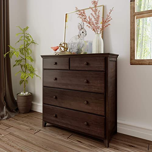 Max Lily Solid Wood 2 over 3 5