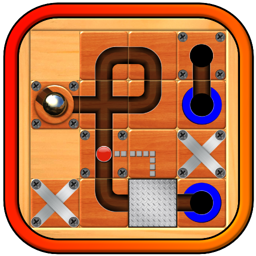 - Marble Mania – latest action puzzle game; guide the rolling silver sphere ball through the labyrinth board maze