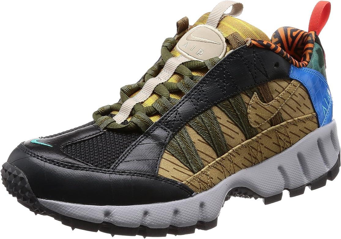 Nike Air Humara 17 - Zapatillas deportivas para hombre, Negro (Negro/Azul Heno), 41.5 EU: Amazon.es: Zapatos y complementos