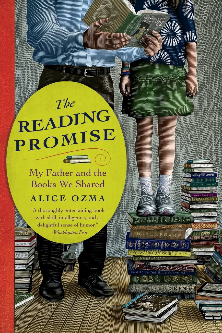 Reading Promise Father Books Shared product image