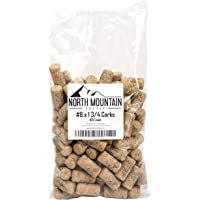 North montaña suministro NMS Amorim UVA # 8Premium Natural aglomerado corchos