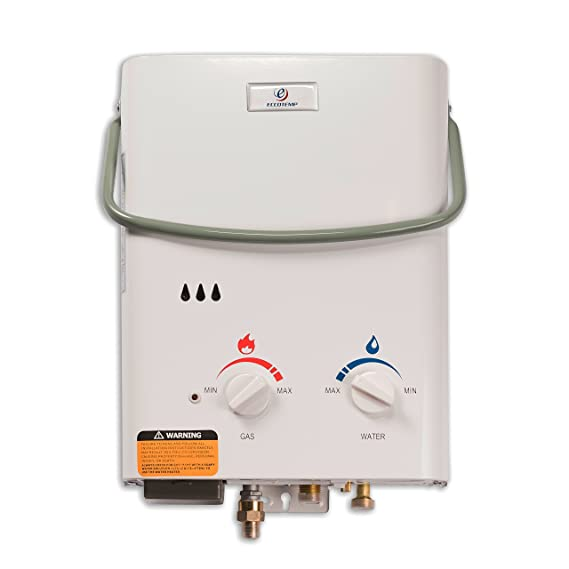 Eccotemp L5 Portable Tankless Water Heater and Outdoor Shower: Amazon.es: Bricolaje y herramientas