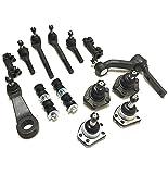 PartsW 14 Piece Suspension Steering Kit for