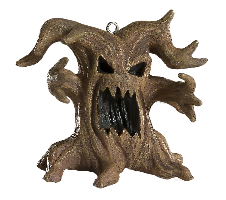 Spooky Halloween Tree Ornament