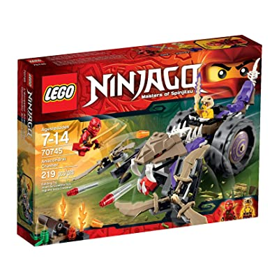 Lego Ninjago Anacondrai Crusher: Toys & Games