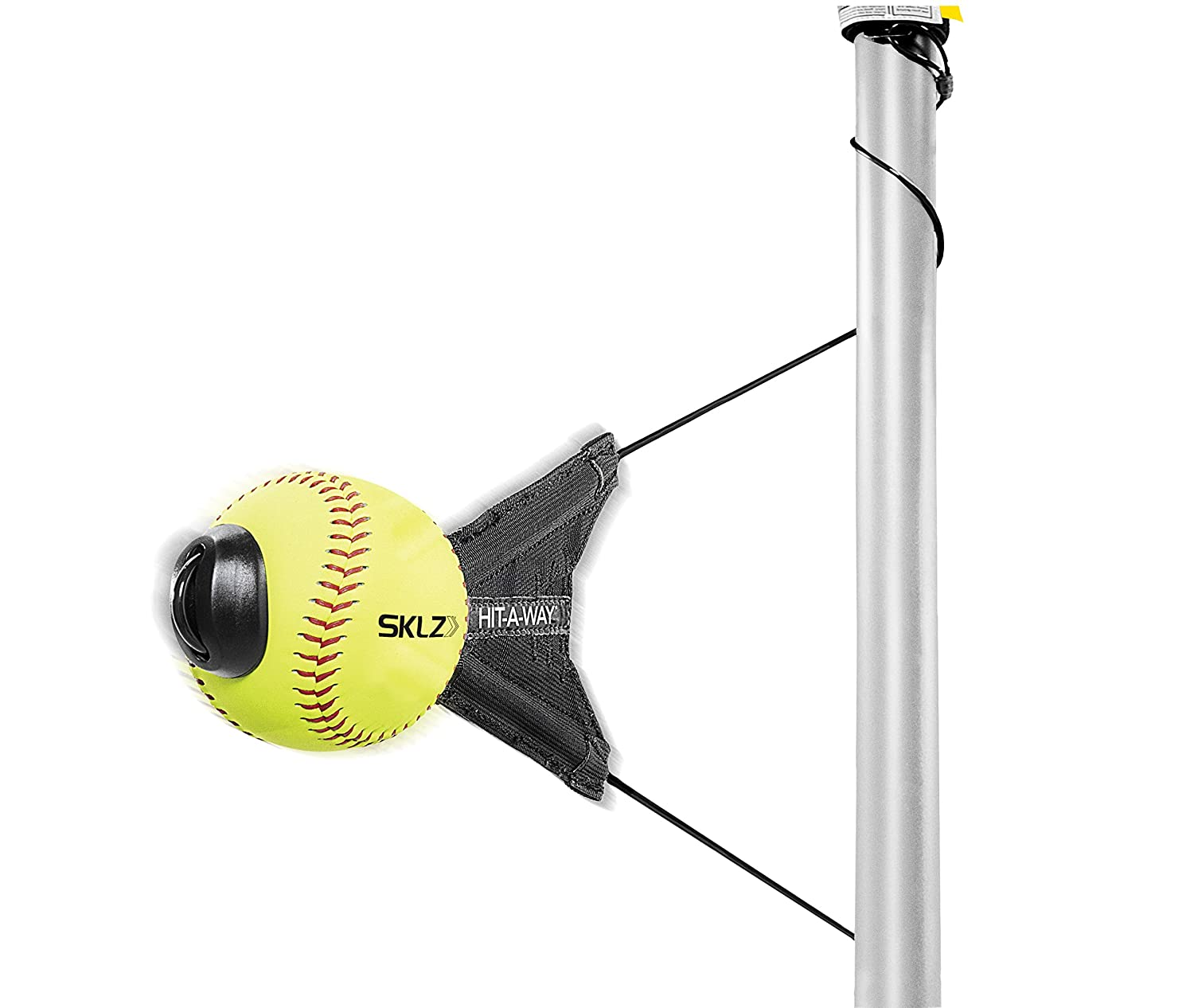 amazon com sklz hit a way swing trainer for baseball and