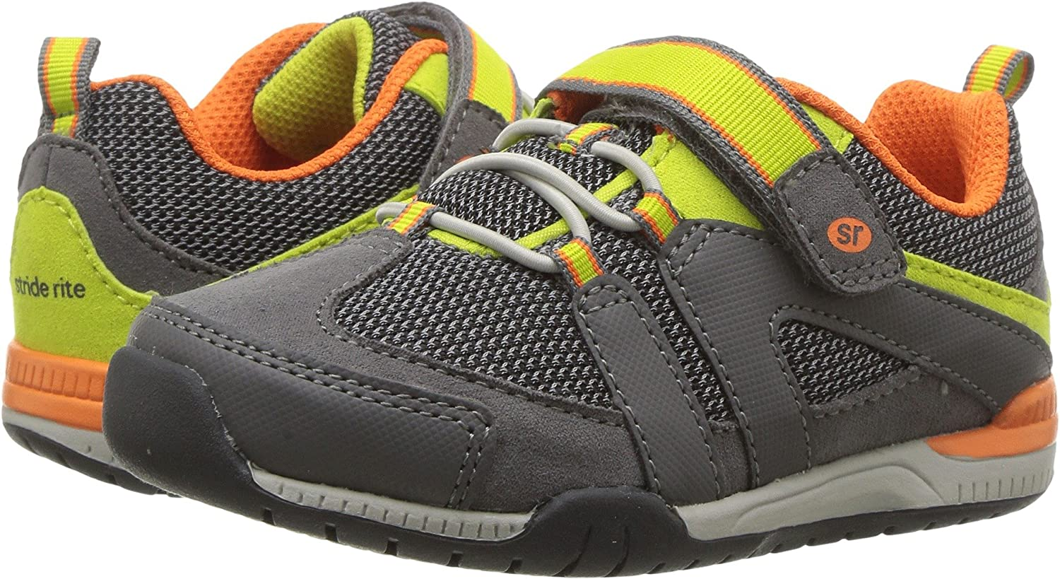 51975d9aa99a Amazon.com  Stride Rite Mens Moss (Toddler Little Kid)  Shoes