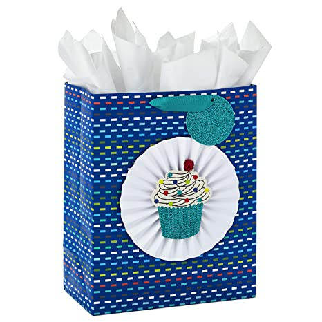 Amazon.com: Hallmark - Bolsa de regalo, L: Kitchen & Dining