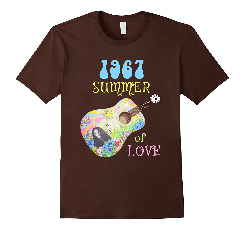 1967 Summer of Love Hippie T-shirt-CD