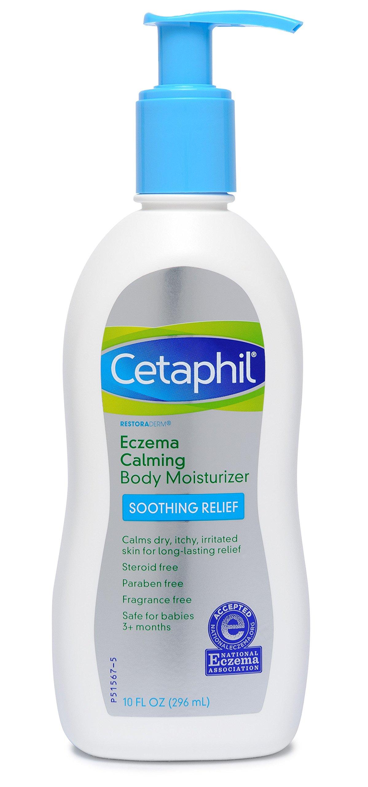 Cetaphil Restoraderm Eczema Calming Body Moisturizer 10