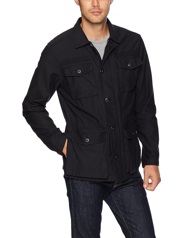 Goodthreads Mens Standard 4-Pocket Military Jacket  Amazon.ca  Clothing    Accessories e07c47431