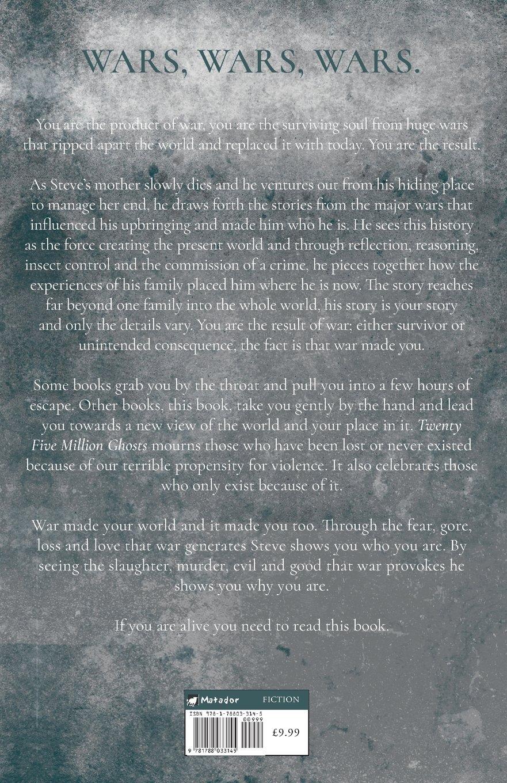 Twenty Five Million Ghosts: Amazon.co.uk: Steve Aitchsmith ...