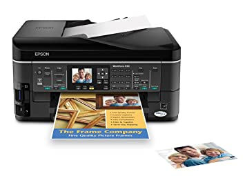 Amazon.com: Epson WorkForce 630 Wireless All-in-One ...