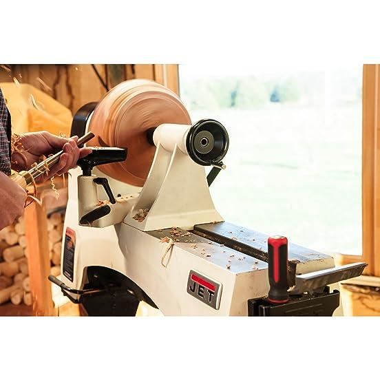 JET Wood Lathe Control
