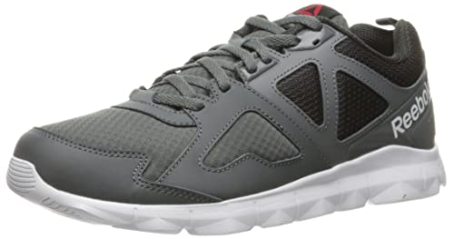 Reebok Men's Dashhex TR L MT Cross-Trainer Shoe, Alloy/White/Coal