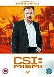 CSI: Miami - Complete Season 2 [DVD]