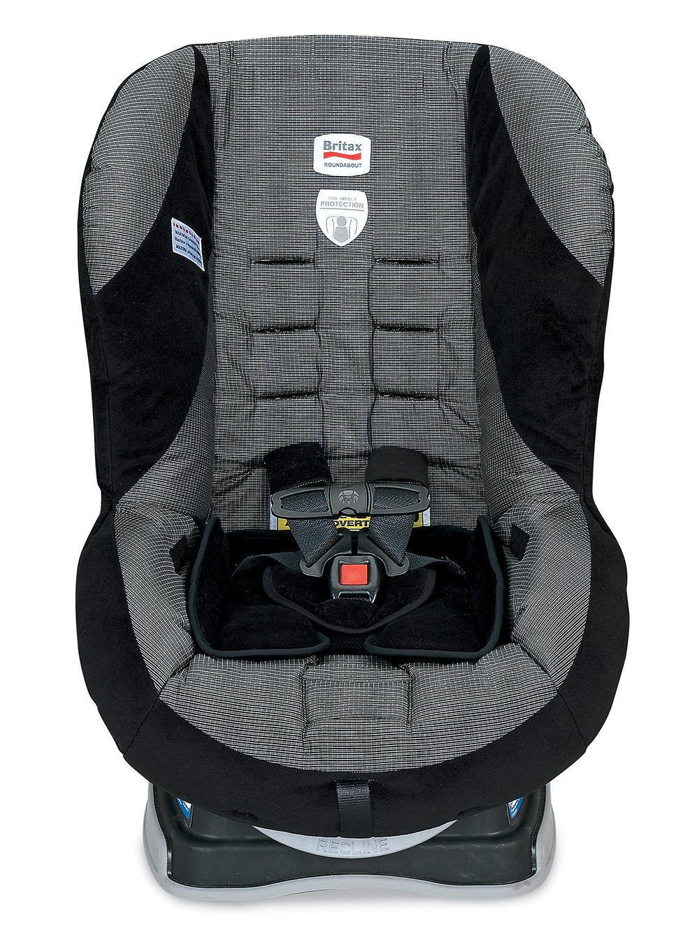 britax roundabout g4 convertible car seat onyx prior model amazon. Black Bedroom Furniture Sets. Home Design Ideas