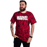 Camiseta Marvel More Than A Fan, Piticas, Unissex