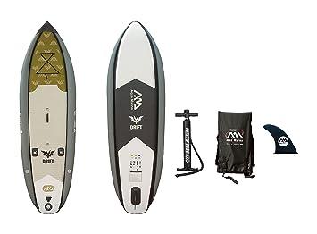 Aqua marina bt-88889 Drift Paddle Surf inflable para junta: Amazon.es: Deportes y aire libre