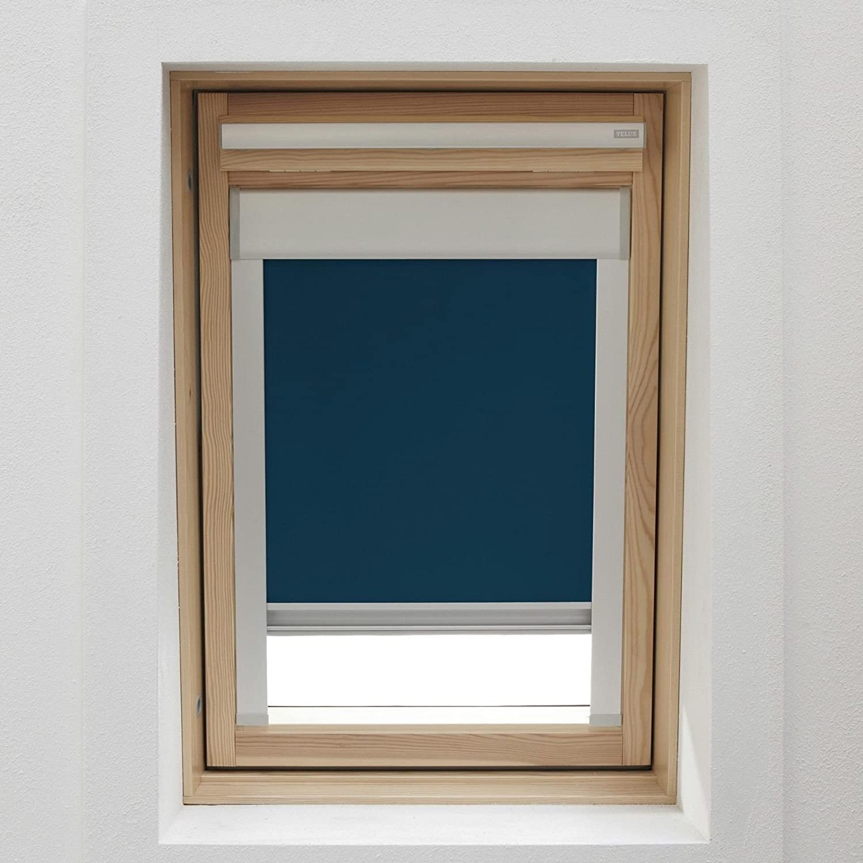 Store Enrouleur Occultant Pour Fenêtre De Toit Velux Ggl U04