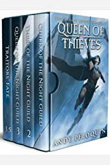 Queen of Thieves: A Grimdark Sword and Sorcery Thief Adventure (Defenders of Legend Box Set Book 3) Kindle Edition