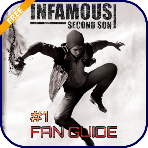 amazon com infamous second son help guide appstore for android rh amazon com Help Desk Guide Samsung Galaxy Tab Help Guide