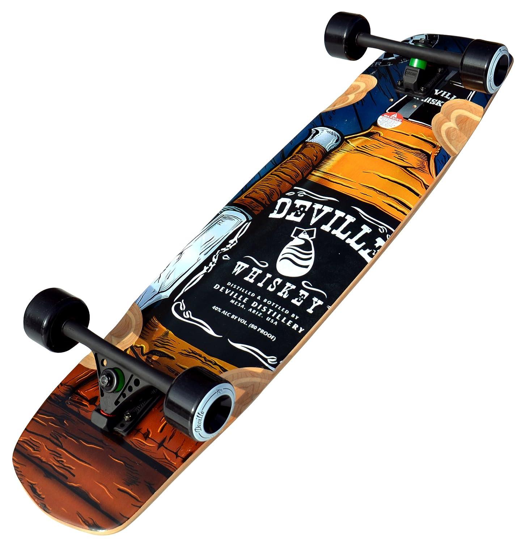 絶妙なデザイン Deville Longboards DEVILLE Hooch Deville by 37 Freeride/Downhill Longboard DEVILLE by Deville Longboards B00XRRFSYG, サプリメントai:c4b2128c --- a0267596.xsph.ru