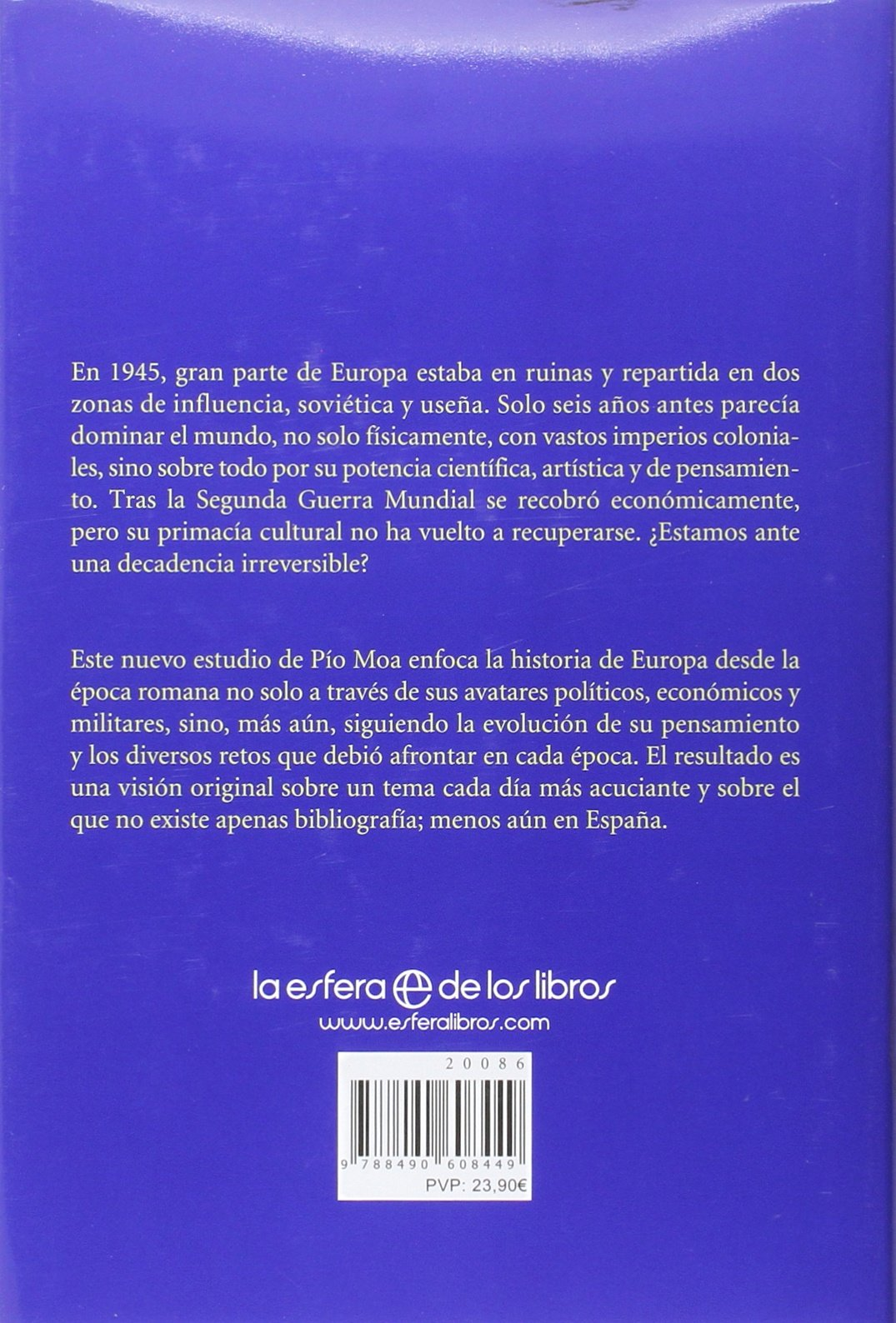 Europa (Historia): Amazon.es: Moa, Pío: Libros