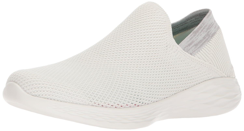 Skechers Women's You-14958 Sneaker B072MSD544 10.5 B(M) US|White