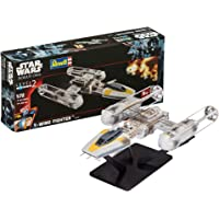 Revell Maqueta Star Wars Y-Wing Fighter, Easy Kit