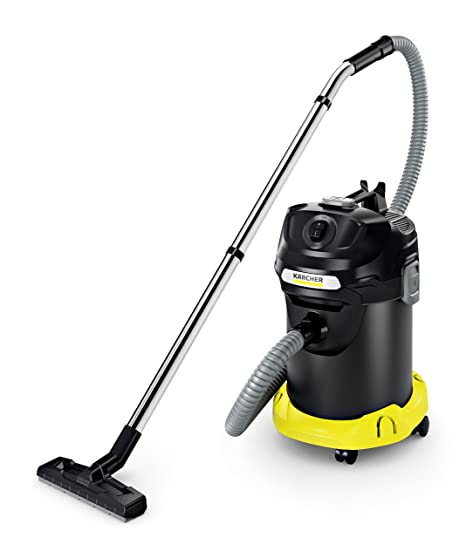 Karcher Vacuum Cleaner And Dry With Filter Black 1629