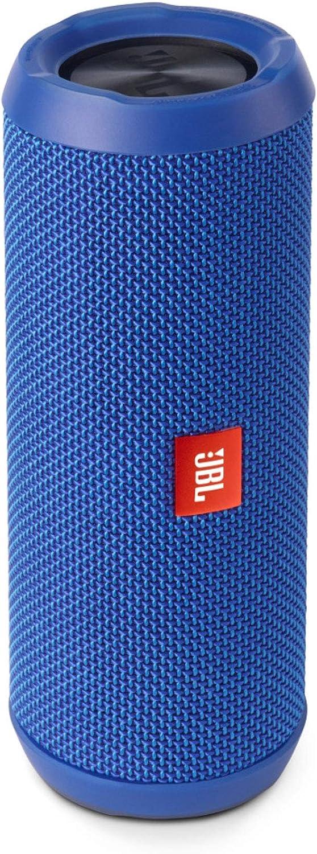 JBL Flip 3 Splash-Proof Portable Wireless Bluetooth Speakers (Blue)