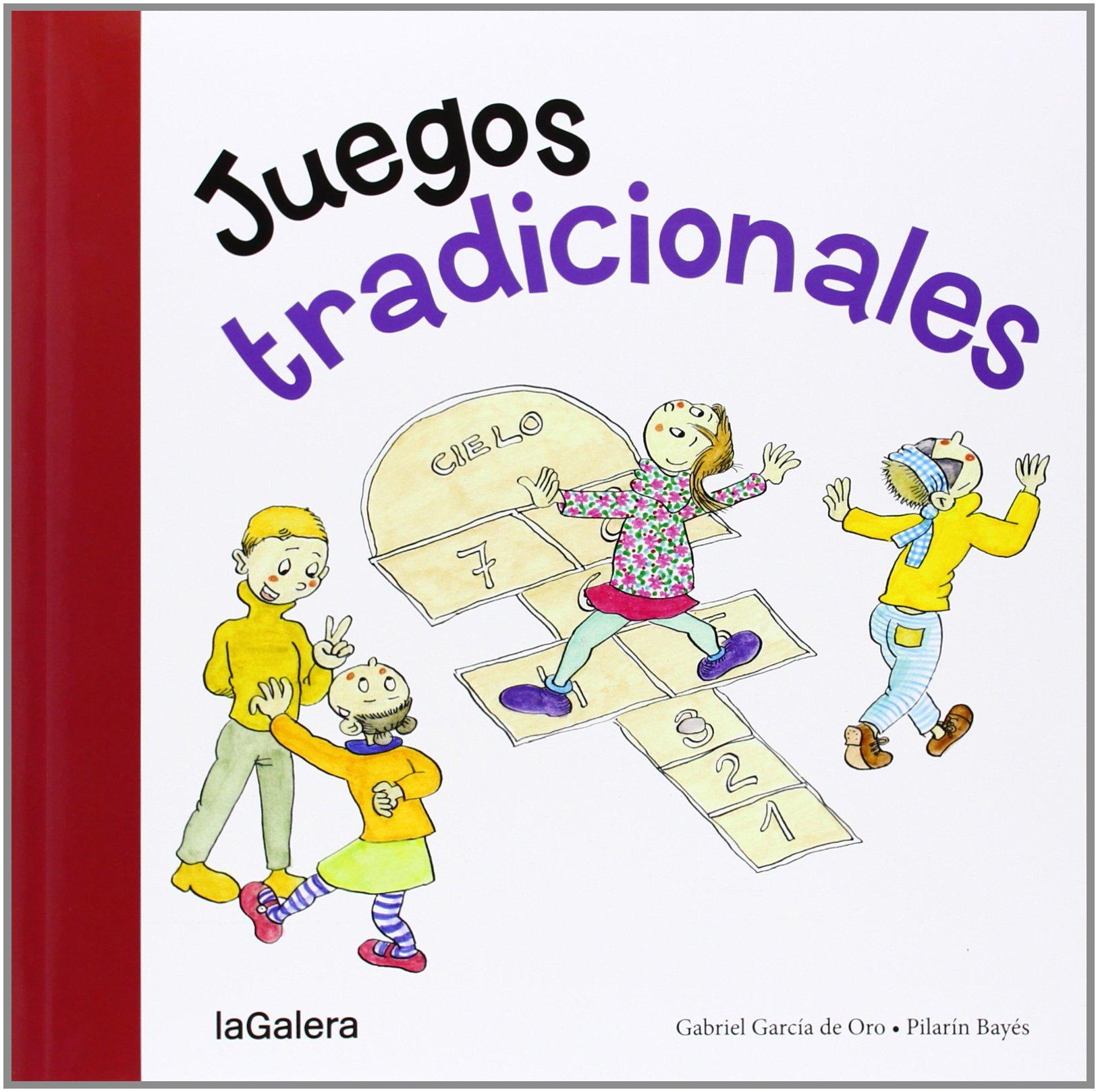 Juegos Tradicionales Gabriel Garcia De Oro 9788424651787 Amazon