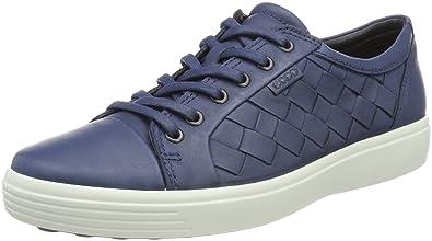 1c2daa69531f ECCO Men s Soft 7 Woven Tie Fashion Sneaker