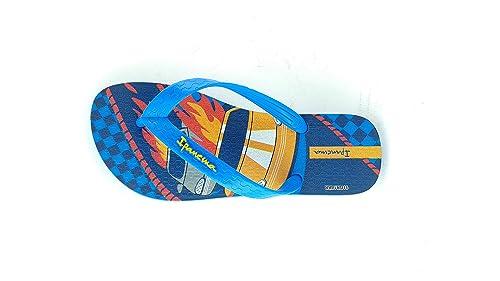 481803153 Ipanema - Sandalias de Goma para niño Azul Azul  Amazon.es  Zapatos y  complementos