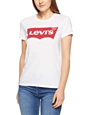Levi's Women's The Perfect Tee Large Batwing