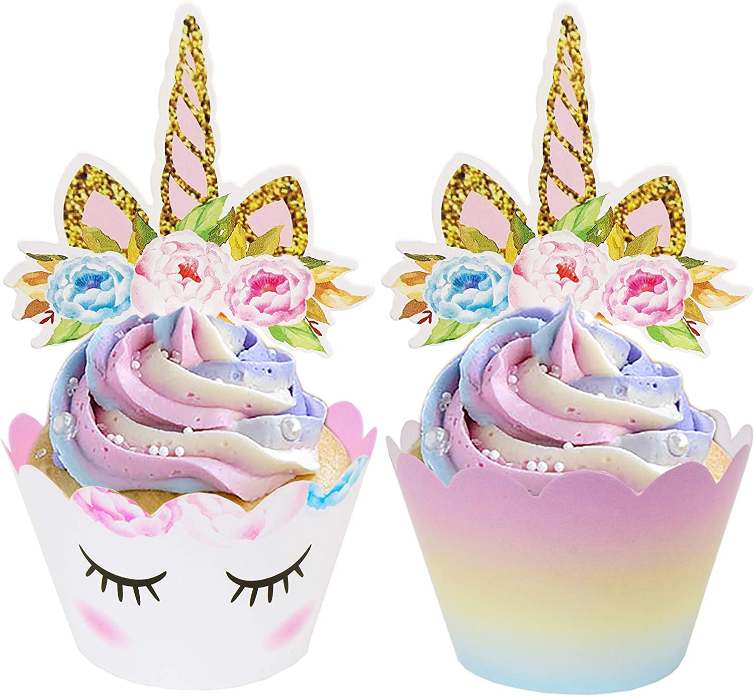 Choose From 2 Colors! Trendy Unicorn Magnets Birthday Party Baby Shower Favors
