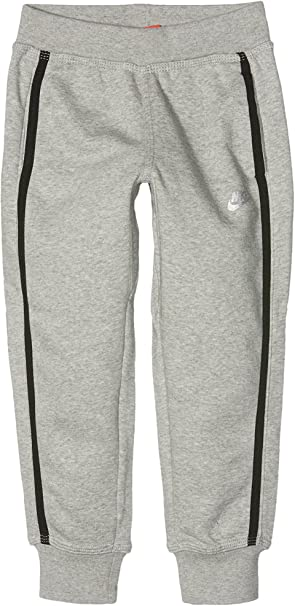 Nike Niños Brushed Fleece Flash Cuffed Pantalón De Chándal Niños ...