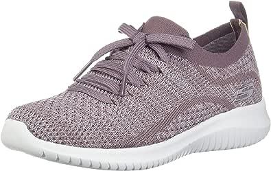 Skechers Ultra Flex Statements, Zapatillas sin Cordones Mujer