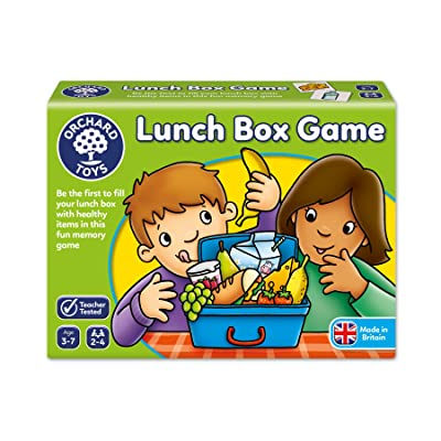 Lunch Box Game: Toys & Games