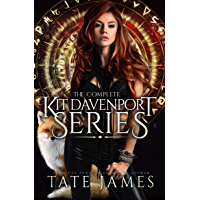 Kit Davenport: The Complete Series (English Edition)