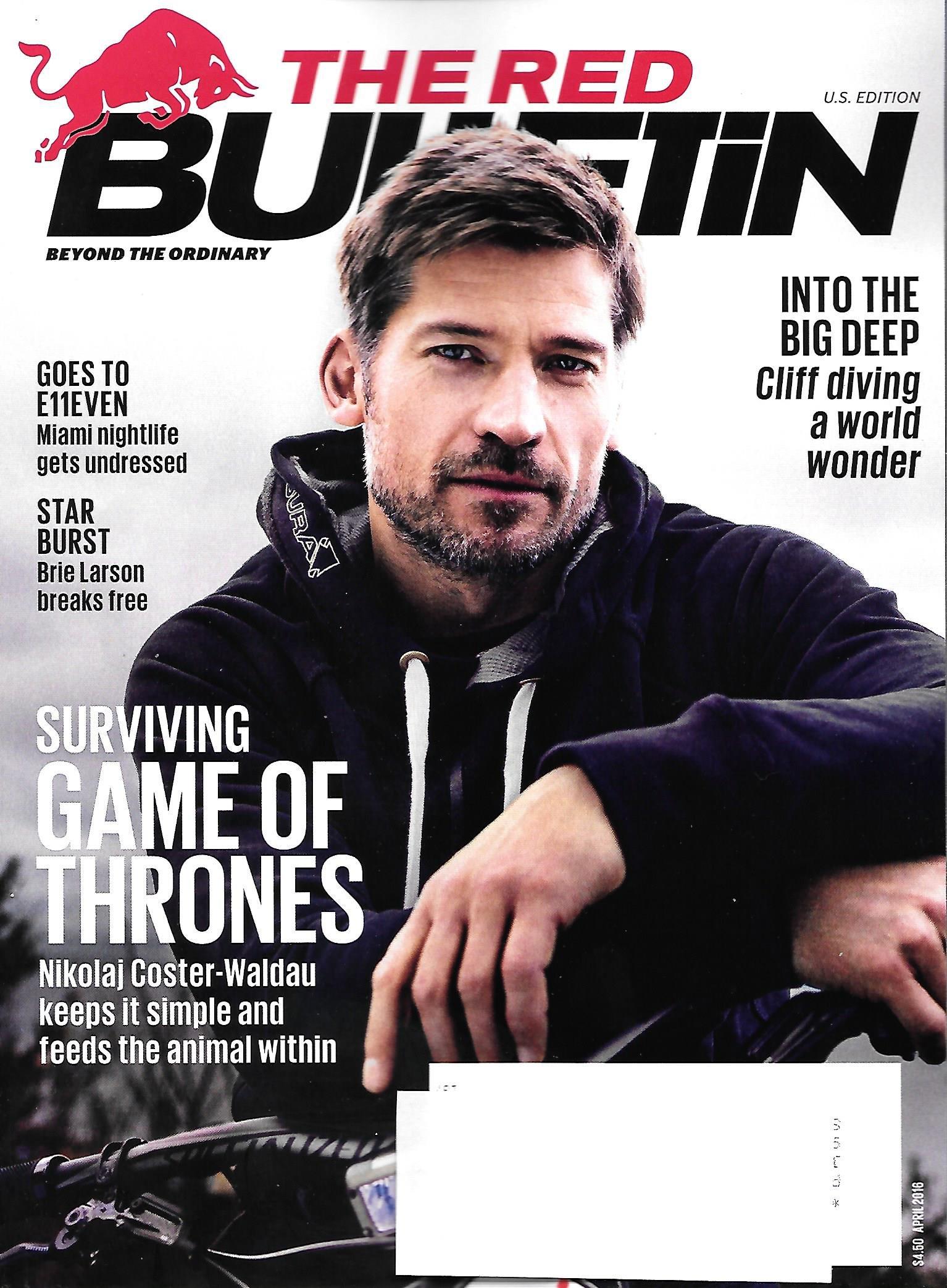 Download Red Magazine April 2016 pdf