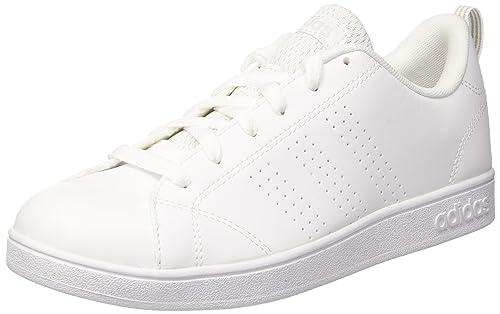 buy online 473f9 c19cf adidas Vs Advantage Cl K, Zapatillas de Deporte Unisex Niños, Blanco  (FtwblaFtwblaGriuno), 29 EU Amazon.es Zapatos y complementos