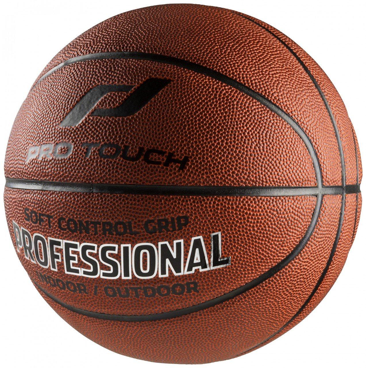 Bask-Ball Professional - braun/schw/silb PRO TOUCH