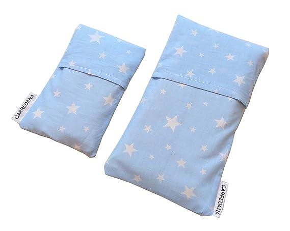 Set Saquito térmico anti cólicos (extra-pequeño para recién nacidos y normal) (Estrellas): Amazon.es: Bebé