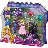 Princesas Disney - La Bella Durmiente, mini conjunto (Mattel BMB73)