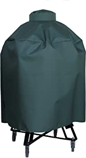 product image for Cowley Canyon Mountain Peak Brand Cover Made to fit Medium Big Green Egg and Other Kamado Grills.